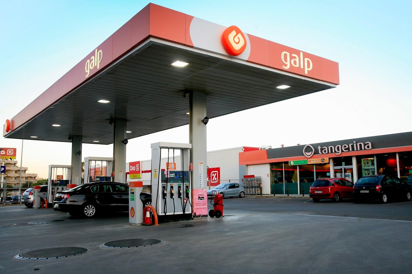 El Blog de Moisés y Ana: Gasolinera Galp El Ejido - photo#32