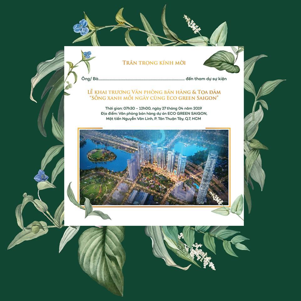 Tìm Hiểu Bí Quyết Sống Xanh - Sống Khỏe Cùng Eco Green Saigon