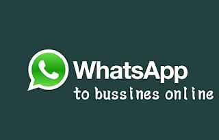 Cara Menggunakan Whatsapp Untuk Bisnis Online Yang Akan Meningkatkan Penjualan Bisnis Kamu