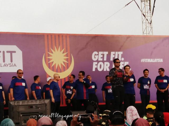 FunRun sempena FitMalaysia #FitPahang