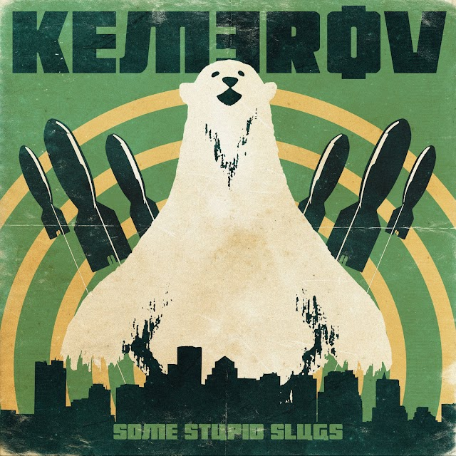 [News] Exclusive streaming: 'Some Stupid Slugs' by Kemerov