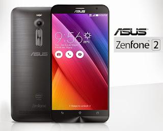 Asus zenfone 2 RAM 4 GB