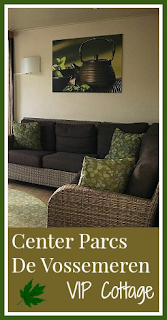 A VIP Cottage at Center Parcs De Vossemeren