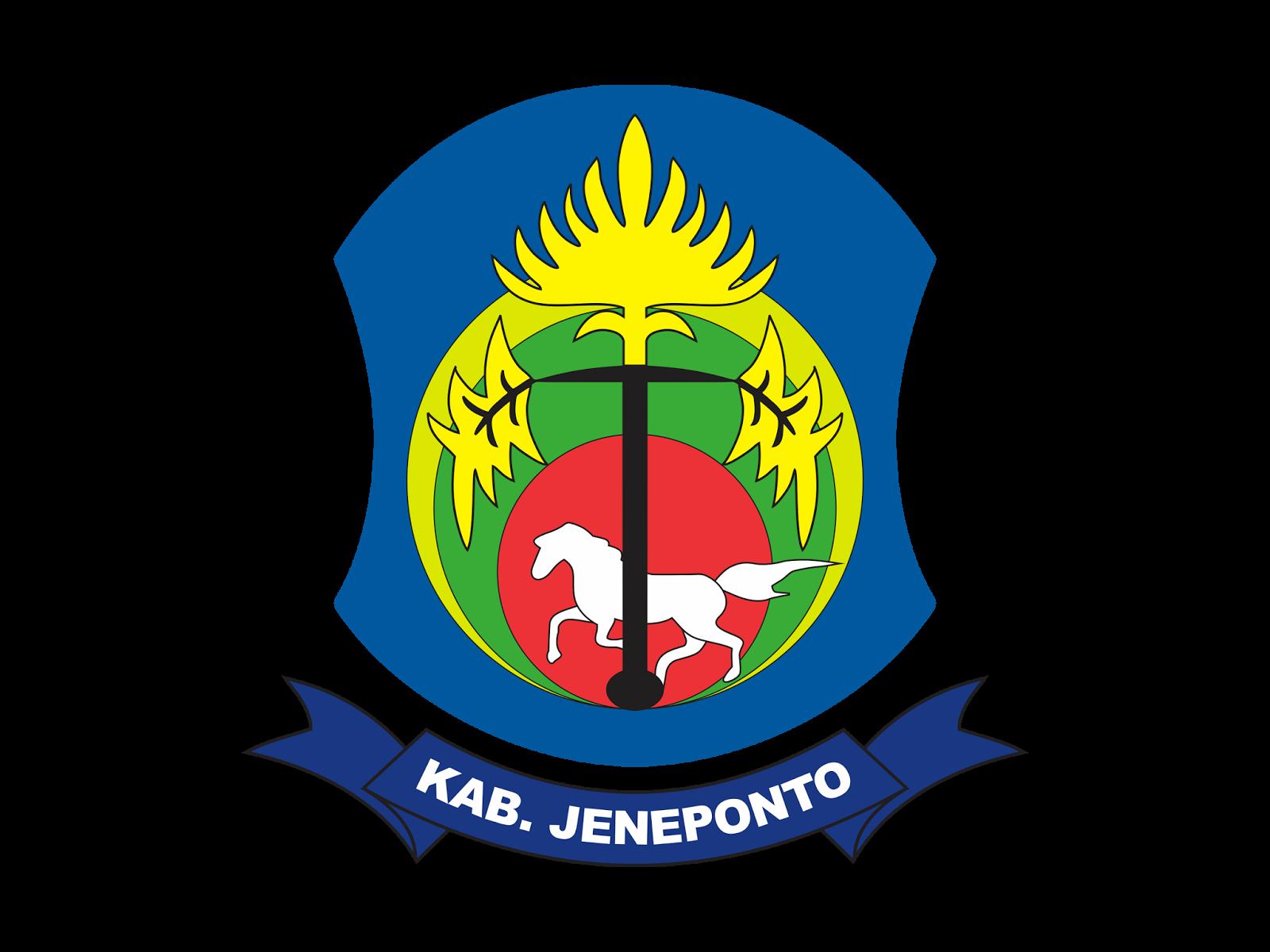 Logo Kabupaten Jeneponto Vector Cdr Png Hd Logo Vector