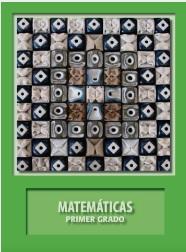 MatemáticasLibro para el alumno Primer grado2018-2019