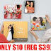 "11""x14"" Canvas Photo Print $10 (Reg $39.99) + Free Pickup at Walgreens"