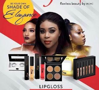 mimi orjiekwe cosmetics line