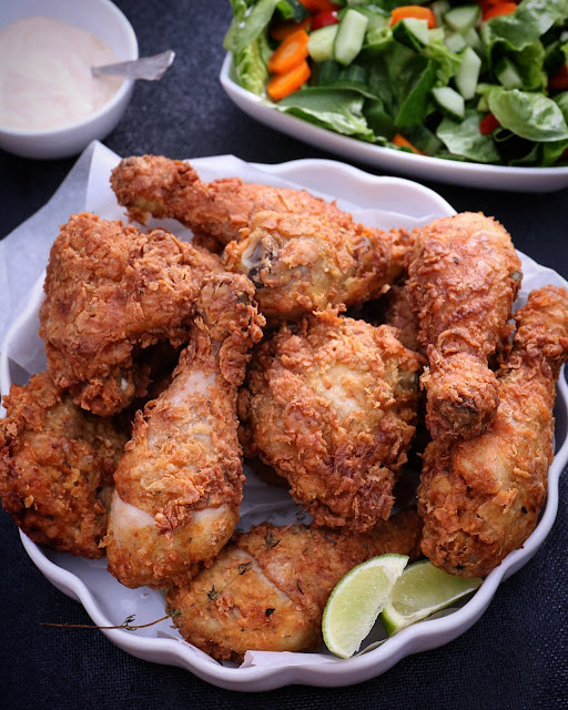 How to make crispy Chicken like KFC Chicken 1