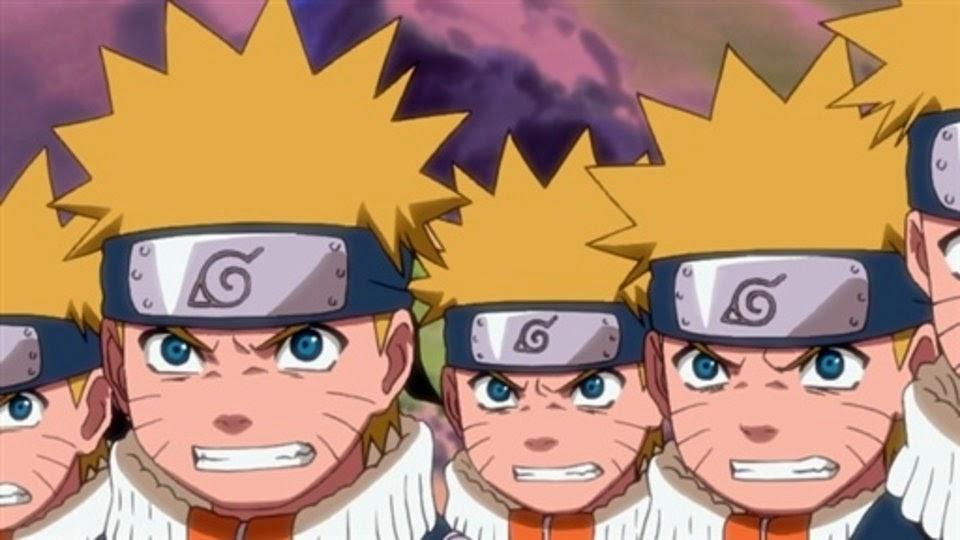 Naruto: Clones de Sombra