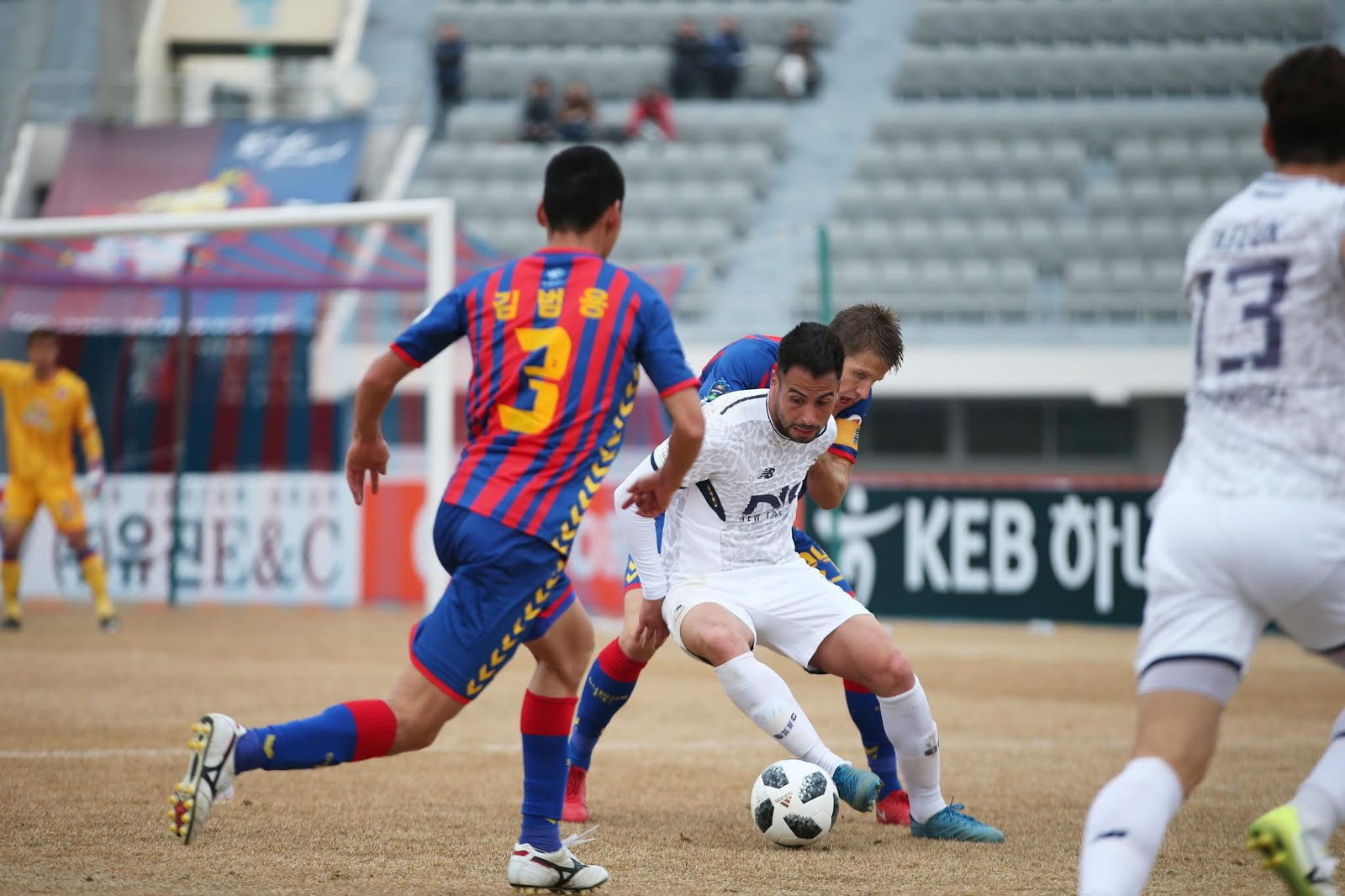 K League 2 Preview: Seoul E-Land vs Suwon FC