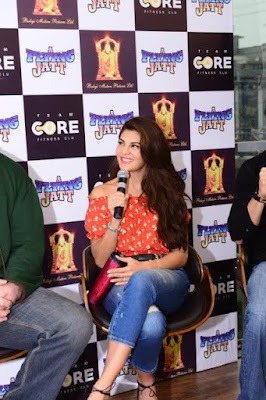 Jacqueline Fernandes: Shares her views for the movie 'A Flying Jatt'