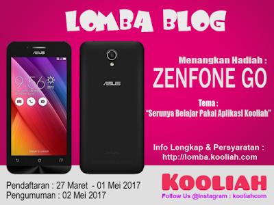 Lomba Blog Kooliah - Blog Mas Hendra