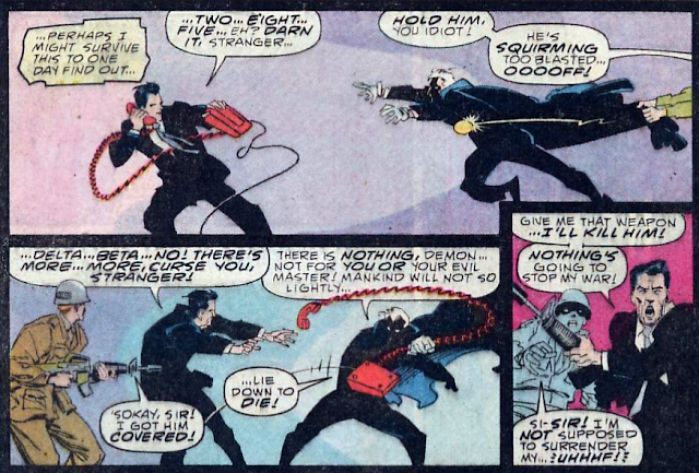 Panels from Phantom Stranger v3 #3 (1987). Property of DC comics.