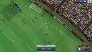 Free Download Game Active Soccer 2 APK Terbaru 2018 Screenshot