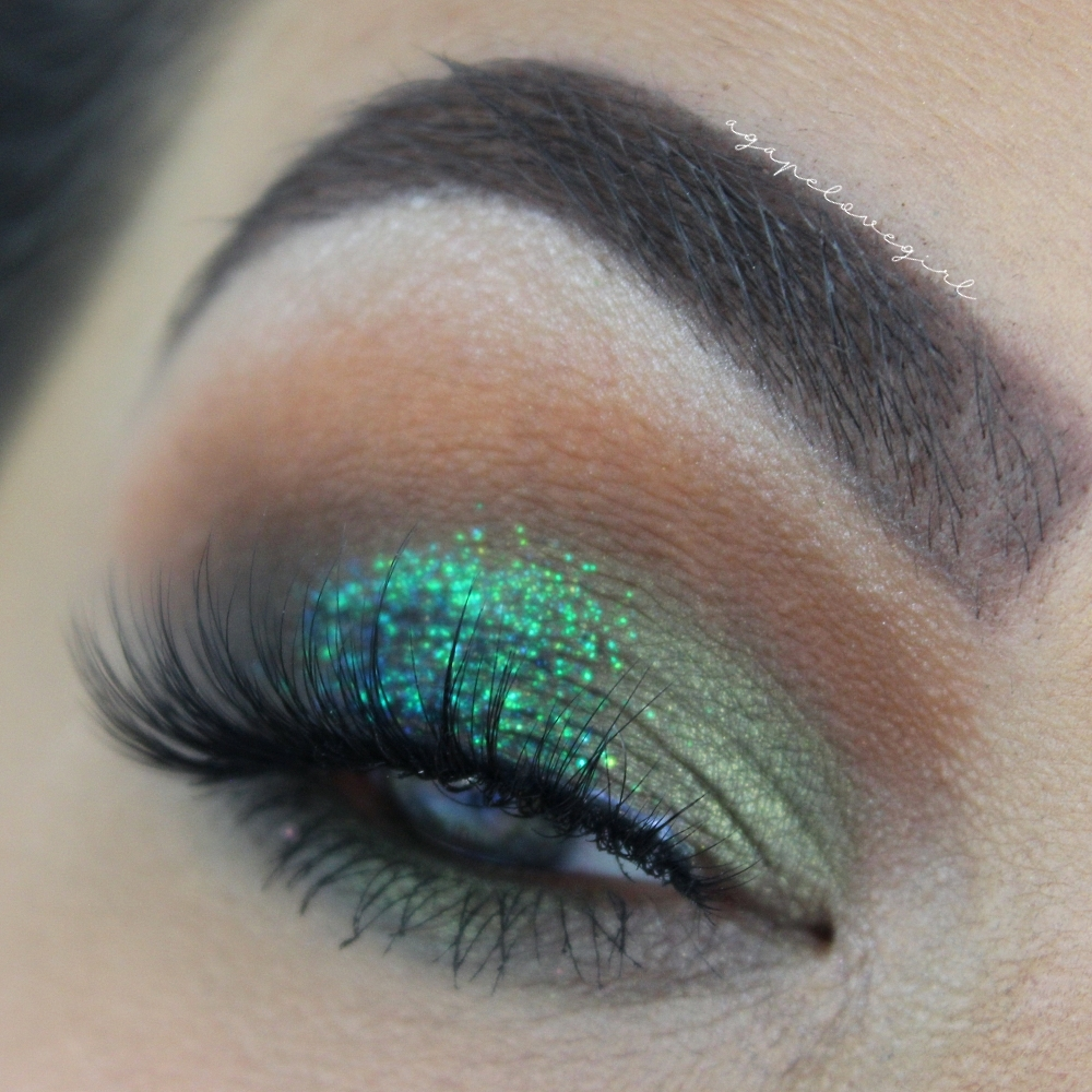 St Patricks Day Makeup Inspo Wet N Wild Comfort Zone Palette
