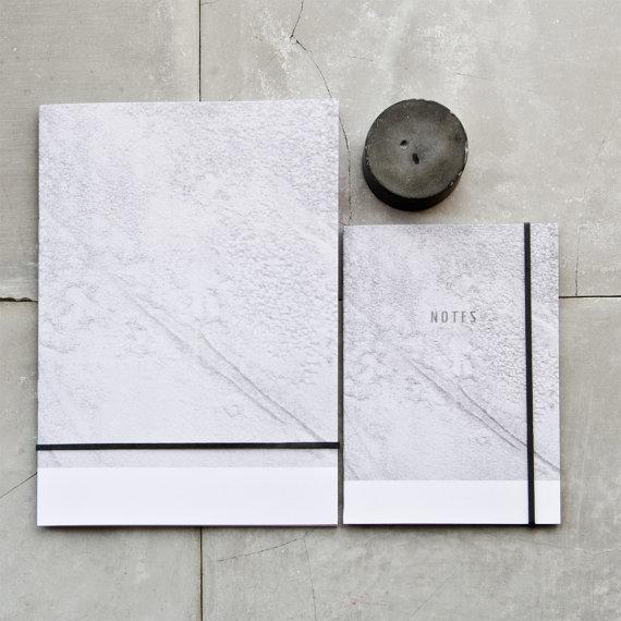 concrete notebooks