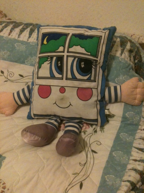 Lil' Blog and More: Wordless Wednesday: Pillow People