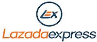 Logo LEX (Lazada Express)