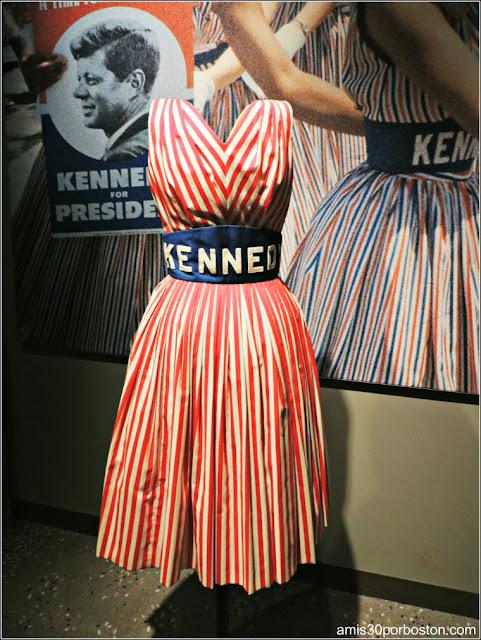 Vestidos de la Campaña Electoral de Kennedy