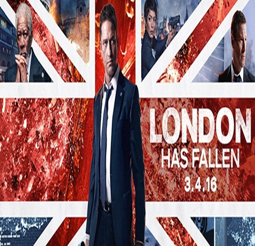 Download film, London Has Fallen