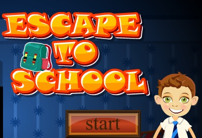GamesNovel Escape To School Walkthrough