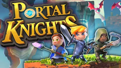 Portal Knights Apk + Data for Android (paid)