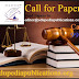 CALL FOR PAPERS IJR