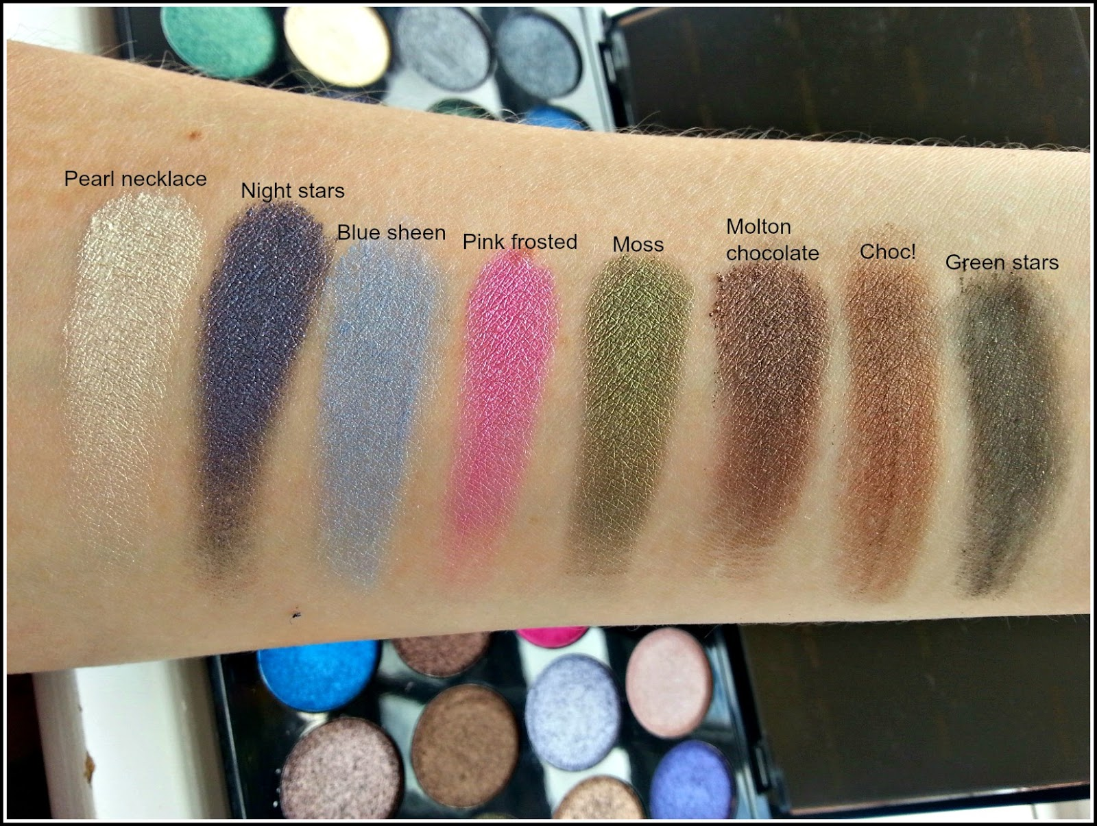 Makeup revolution eyes like angels review-4742