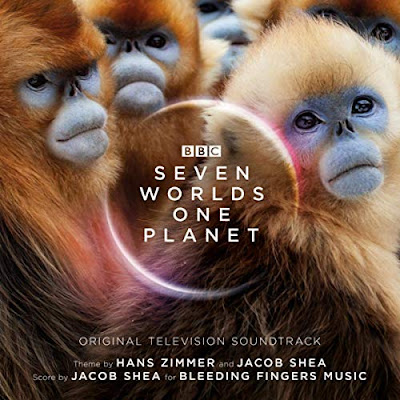 Seven Worlds One Planet Soundtrack Hans Zimmer Jacob Shea