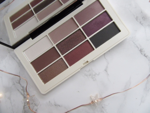 H&M Eyeshadow Palette Aubergine Dream