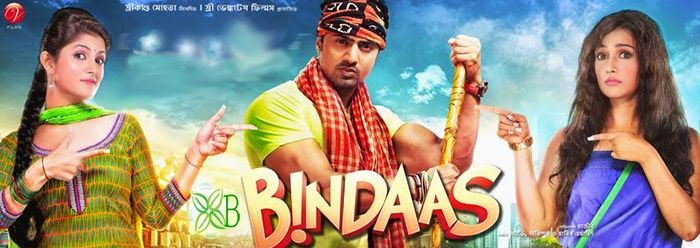 Bindaas, Dev, Mimi Chakraborty