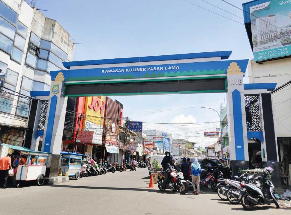 Kuliner Di Pasar Lama Tangerang Ternyata Selezat Itu Ardan