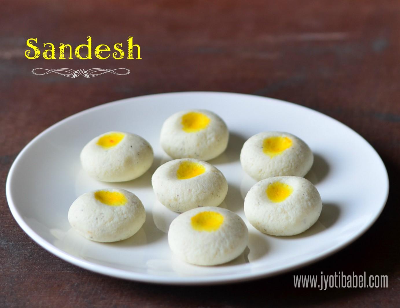 Jyotis pages sandesh sondesh recipe how to make sandesh sandesh sondesh is a traditional bengali sweet sandesh recipe how to make sandesh forumfinder Gallery