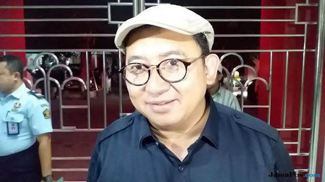 Soal Perkara Ahmad Dhani, Fadli Zon: Ini adalah Operasi Politik