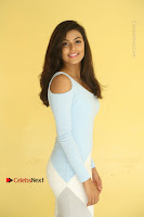 Anisha Ambrose Latest Pos Skirt at Fashion Designer Son of Ladies Tailor Movie Interview .COM 0709.JPG