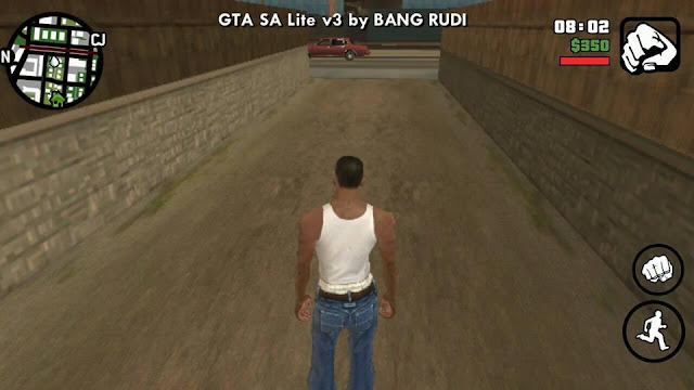 GTA SA: Lite V3 - Mali - 210 MB APK+DATA by Bang Rudi