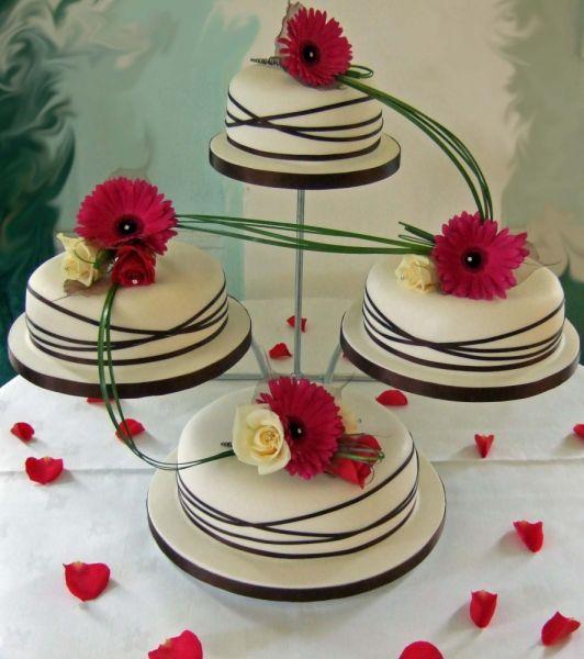 Modern Wedding Cakes: Modern Wedding Cakes