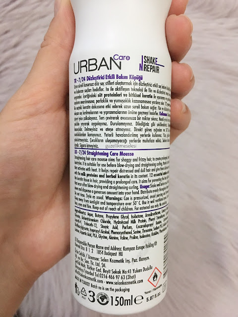 Urban Saç Bakım Ürünleri