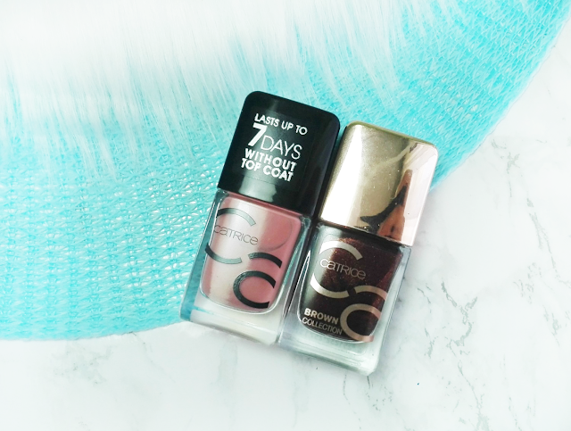 New In #23 Catrice ICONails and Brown Collection