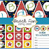 Free Printable Beach Fun Party Pack.