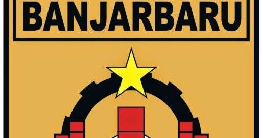 Logo Kabupaten Kota Logo Kota Banjarbaru Kalimantan Selatan