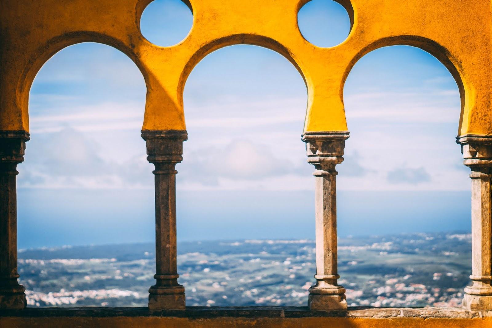 city guide Sintra palais