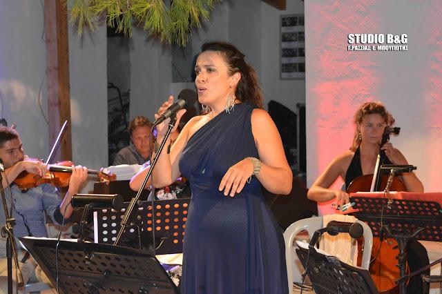 """Εξαιρετική έναρξη των εκδηλώσεων """"Αύγουστος και Μνημεία"""" στην Αρχαία Ασίνη με τους Vamos Ensemble"""