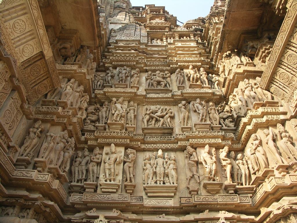 Why khajuraho s temples full of sexually explicit
