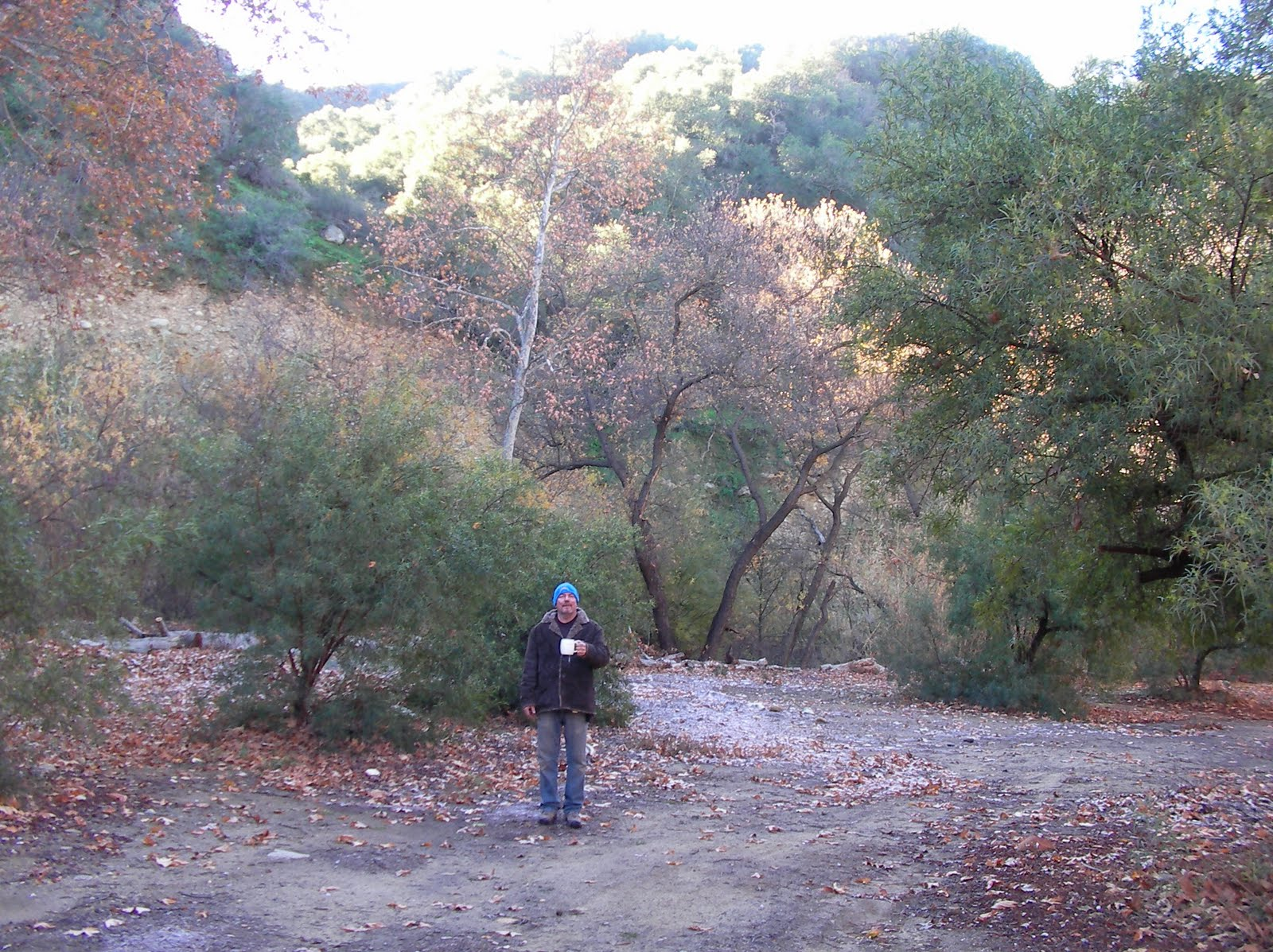 Campground info and reviews: Camp Comfort County Park