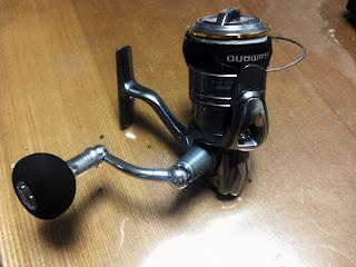 Shimano  reel YUMEYA handle knob EVA power round type M 26354