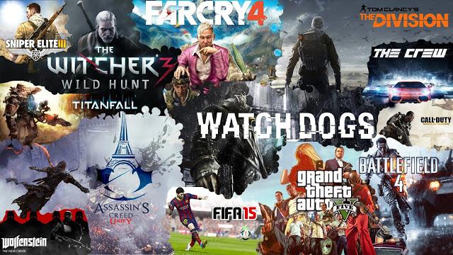 أفضل موقع لتحميل اخر ألعاب الحاسوب، Playstation و XBOX مجانا