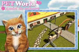 -GAME-PetWorld 3D: Amici da salvare