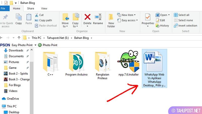 Buka File - Konversi Halaman Web ke Dokumen Word