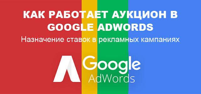 Реклама adwords как работает